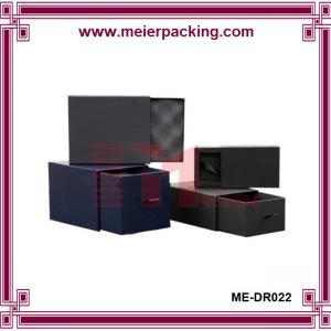 China Custom Cardboard Paper Drawer Box / Sliding Gift Box / jewelry Packing Gift Boxes wholesale