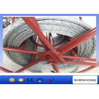 China High Strength Anti Twist Wire Rope 20 mm for Transmission Line Stringing wholesale