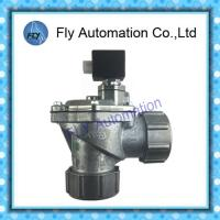 China ASCO SCG353A065 1-1/2 Dual stage Integral pilot threaded body Compression fitting Pulse valve wholesale