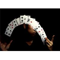 China Professional Four Aces Magic Card Tech / Poker Card Tricks Skills And Techniques wholesale