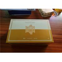 China Rigid Paper Flip Cardboard Handcrafted Gift Boxes Pantone & CMYK Color wholesale