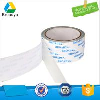 China hot sales OPP film self adhesive double sided tape, 110mic offset printing tapes wholesale