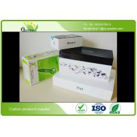 China Full Color Cardboard Storage Boxes with Lids , Eco Friendly Recycled Cardboard Boxes wholesale