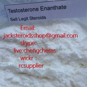 China Bodybuilding Boldenone Steroids Trenbolone Enanthate / Parabolan Steroid CAS 10161 33 8 wholesale