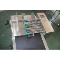 Quality Double Reverse Wheel Page Counting Machine Continuous Inkjet Printing for sale