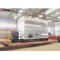 China 1200000 Kcal Gas Fired Oil Boiler For Rubber Factory , Industrial Steam Boiler wholesale