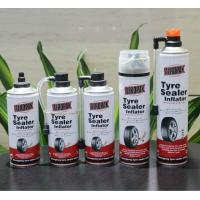 China Tyre Sealer Inflator With Eco-friendly Formula 650ml wholesale