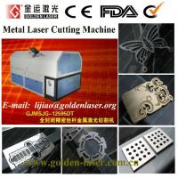 China CNC Laser Cutter Machine For Metal Crafts wholesale