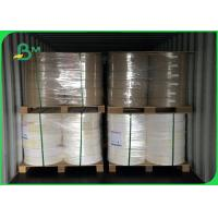 Quality 28gsm Waterproof And Good Sealing Straw Wrapping Paper Width 35mm For Packing for sale