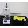 China DH-MI-BP Plastic Melt Flow Index Tester , Plastic Melting Flow Index Testing Machine , MFI Tester wholesale