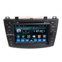 China Mazda 5 GPS Navigation System Camera RDS with voice guide wholesale