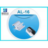 China Drawer Connector Pipe Fixator Aluminum Tubing Joints For Workbench AL-16 wholesale