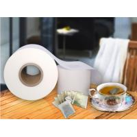 China 16.5gsm*125mm heat seal tea bag filter paper wholesale