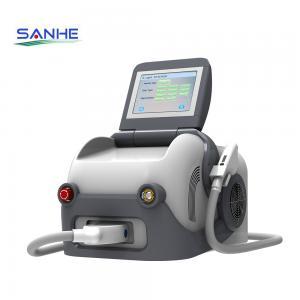 China MONA Complex Portable Type IPL & Elight & SHR Hair Removal Device/ ipl e-light rf shr wholesale