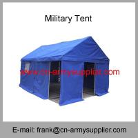 China Wholesale Cheap China Military Outdoor Waterproof  Refugee Tent for Army Use wholesale