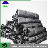 PP PE  High strength Geotextile Tubes Convenient For Protective Structure Manufactures