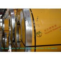 ASTM 201 202 304 316 Inox Cold Rolled Stainless Steel Coil For Chemical , 0.3mm 0.5mm 1.2mm