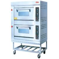 Buy cheap Gas 220V Electric Baking Ovens RQL-24BQ With Two Layer For Commercial Kitchen from wholesalers