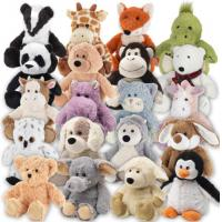 China Microwavable Soft Toys , Heat Up Stuffed Animals For Childs Good Night Sleep wholesale
