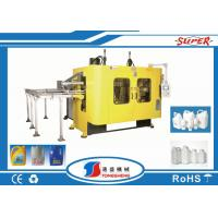 China Automatic HDPE PS PETG PVC Blow Moulding Machine Energy Saving With Five Layers on sale