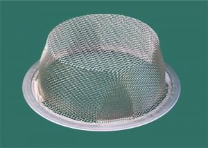 China 50 Mesh 3/4 1 Inch Stainless Steel Mesh Cap For Shower Head Washer wholesale