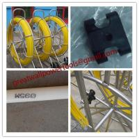 China Length 50m 100m 200m duct rodder,Fiber snake wholesale