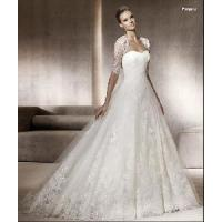 China Ball Gown Strapless Bridal Dresses wholesale