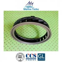 China T- ABB Supercharger / T- A145 Turbocharger Nozzle Ring For Diesel, Gas And Heavy Fuel Oil Engines wholesale