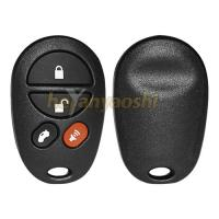 Buy cheap High Quality Car Keys Manufacturer Toyota 4B Remote Shell And Sell A Lot To NA from wholesalers