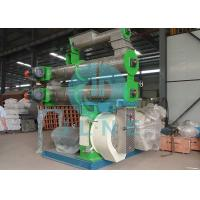 China Sinking Automatic Fish Feed Making Machine with Double Layer Conditioner wholesale