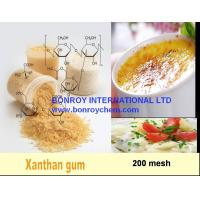 China China Supplier Thickener E415 food grade xanthan gum fufeng wholesale
