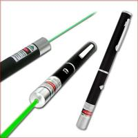 China 532nm 20mw green laser pointer with fixed focus on sale