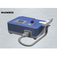 China Portable Q - Switch ND Yag Laser Tattoo Removal Machine Skin Type wholesale
