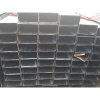 China Welded Precision Seamless Steel Pipe / Hollow Rectangular Steel Pipe For Fitness Equipment wholesale