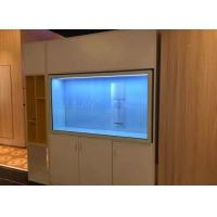 China Transparent Display LCD Transparent Screen LCD Transparent Screen For Sale Restaurant Transparent Display Supplier wholesale