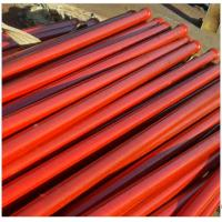 China 3m 4.5mm HD End Concrete Pump Pipeline 5mm Thickness , High Wear - Resistant wholesale