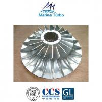 China T- NHP30 Turbo Compressor Impeller For T- Napier Marine Engines Turbocharger Spares wholesale