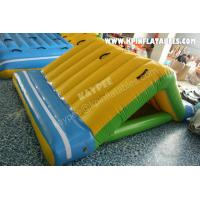 China Inflatable Water Slide,inflatable Aqua Park wholesale