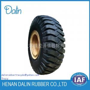 China cannon sponge solid tire wholesale