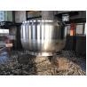 Buy cheap Tube sheet production, diameter 4m, tube sheet processing, tube sheet drilling from wholesalers