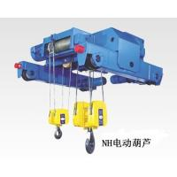 China NH wirerope low headroom electric hoist with CE certificate on sale