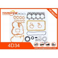 China Durable Cylinder Head Gasket Full Gasket Set For Mitsubishi 4D34 Canter FE-449 / 659 ME997275 ME997429 ME013300 wholesale