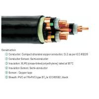 China Copper Conductor XLPE Insulated Power Cable wholesale