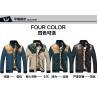 China Wholesale Men's autumn/winter thickening male blizzard collar men jacket cotton warm coat wholesale