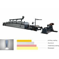 China Pneumatic Hydraulic Automatic Laminating And Coating Machine For High - Grade Cardboard wholesale