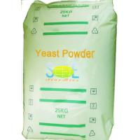 China GMP ISO Standard Powdered Yeast For Animal Feed 3% Amino acid N SYE-PO60 wholesale