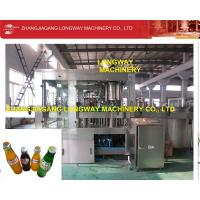China Finland CE Standard High quality carbonated energy drink bottling equipment wholesale