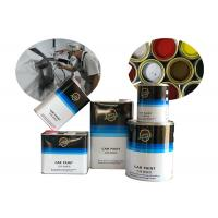 China Strong Adhesion Automotive Paint Hardener For Car Frame High Sealing Performance wholesale