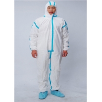 China SF Disposable Protective Apparel Full Body Protective From Hazmat wholesale