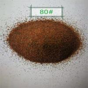 China Water jet cutting abrasives  garnet sand 80mesh price china supply wholesale
